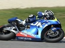 Moto GP - Vidéo: Suzuki avait encore un film en stock !