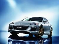 Mazda RX-8 : dernière ligne droite