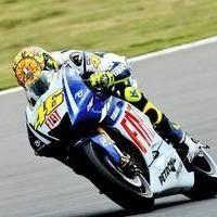 Valentino Rossi a battu Stefan Everts