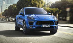 Porsche: un nouveau record de ventes en 2017
