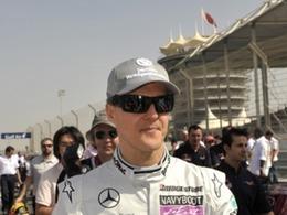 Michael Schumacher en disgrâce ?