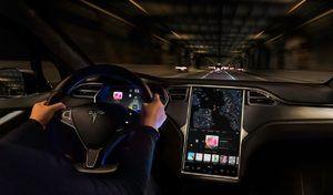 Tesla : les autos sont capables de détecter une panne et commander la pièces à distance