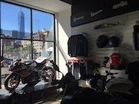 Groupe Piaggio : un concept store Vespa s'ouvre à New York