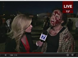 [vidéo pub] Chevrolet Cruze, l'auto que les zombies n'aiment pas