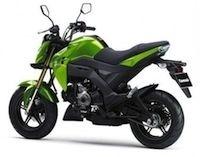 Kawasaki: pas de Z125 en Europe!