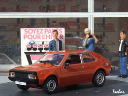 Miniature : 1/43ème - SEAT 1200 Sport