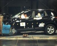 Euro NCAP : carton plein pour la Nissan Qashqai et dans la moyenne pour la Kia Carens
