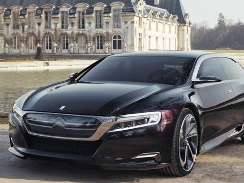 De l'influence du concept Citroën Numéro 9 sur les futures DS