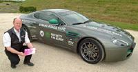 """Aston Martin: """"Project 30000"""" n'en finit plus!"""