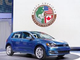La Volkswagen Golf GTi élue voiture de l'année... nord-américaine !