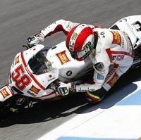 Moto GP - Ducati et Honda: Marco Simoncelli sort du bois