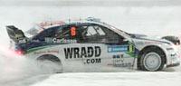 WRC: Carlsson et Giraudet exclus pour le reste de la saison