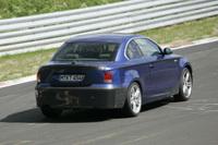 La future BMW Série 1 coupé se dévoile un peu plus