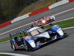 1000 km de Spa: Peugeot en pole grâce à Sébastien Bourdais, Audi en embuscade