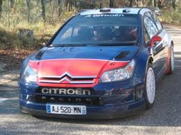 Championnat de France des Rallyes : Dany Snobeck sur une Citroën C4 WRC