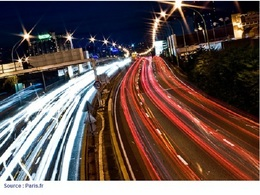 Périphérique de Paris - Bilan de la baisse de la vitesse : des annonces bien hâtives !