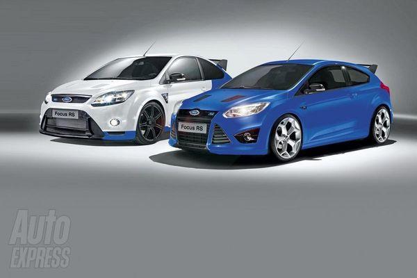 Futures Ford Focus RS Clubsport et RS nouvelle génération: Le plein de révélations!