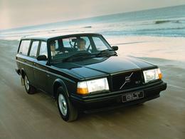 (Minuit chicanes) Quand il ne restera que la Volvo 245 GLT