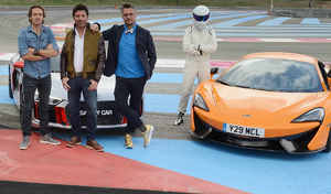 Top Gear France : la saison 3 pour Noël