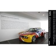 Jeff Koons commandité par BMW...