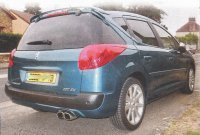 Future Peugeot 207 SW RC ?