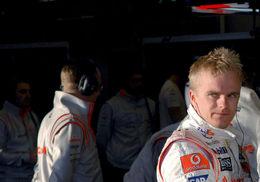 F1 McLaren : Kovalainen, premières aigreurs