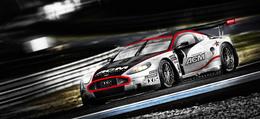 Hexis AMR prépare activement sa saison 2010 en GT1 et GT3