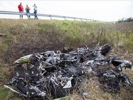 Vidéo embarquée : à plus de 300 km/h sur l'autoroute, la Lamborghini dérape