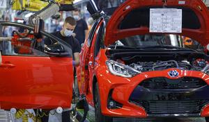 Votre nouvelle Toyota Yaris ne sera peut-être pas made in France