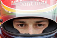 Senna sur Ferrari