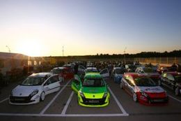 Renault Clio Cup 2010: Déjà 40 engagés prêts à en découdre