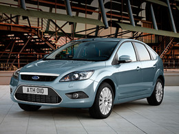 Ford Focus : la TVA offerte