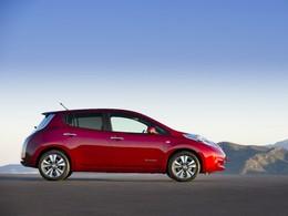 Nissan Leaf, toujours numéro un des ventes d'électriques en Europe