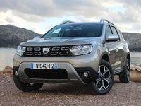 Le Dacia Duster arrive en concession: on the road again
