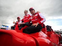 Ferrari présente la Formula Rossa