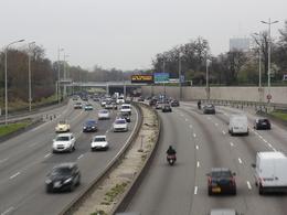 Périphérique parisien : 50 km/h la nuit ?