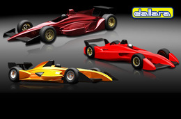 IRL: Dallara présente son projet de future monoplace