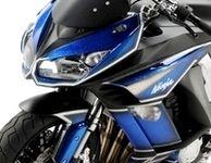 Kawasaki Z1000 SX by Roaring Toyz : Bonne gueule...