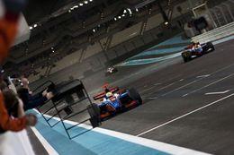GP2 Asia: Valsecchi solide leader après les courses d'Abu Dhabi