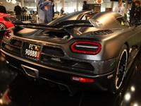 Top Marques 2012 : Koenigsegg présente l'Agera X
