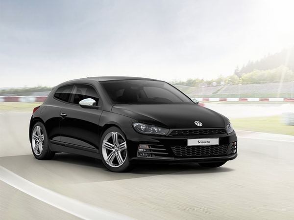 volkswagen lance la s rie limit e scirocco sport edition. Black Bedroom Furniture Sets. Home Design Ideas