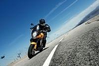 Cinq Versys pour le DDMT 2010 : Devenez pilote Kawasaki en quelques clics