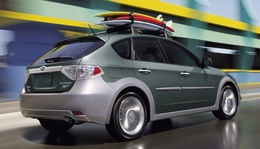 Salon de Genève: Subaru y présentera l'Impreza VX