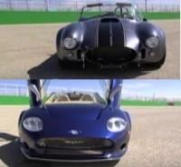 Vidéo: 2 roadsters qui déchirent!