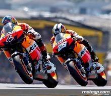 "Moto GP - Livio Suppo: ""Pedrosa et Dovizioso doivent mériter leur place"""