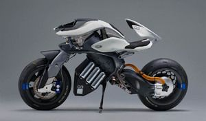 Yamaha: les concepts Motoroid et Motobot en vedette à Las Vegas
