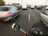 Sécurité Routière: la circulation inter-file des motos et scooters va être testée