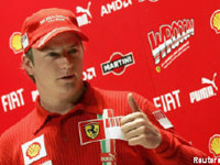 F1 : Räikkönen s'en prend à Bridgestone !