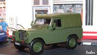 Miniature : 1/43ème - LAND-ROVER Série III