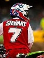 Supercross US : Stewart contraint à l'opération